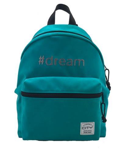 88d7215027e Σχολική τσάντα πλάτης CITY 35x25x15 RAINBOW SPECIAL 21016 AQUA VELVET