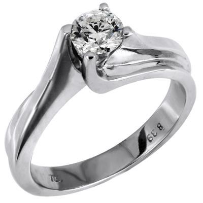Δαχτυλίδι γυναικείο με διαμάντι 018090 018090 Χρυσός 18 Καράτια 95a158ac890
