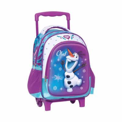 529b97c006 Τσάντα Trolley Νηπιαγωγείου GIM Olaf 341-60072
