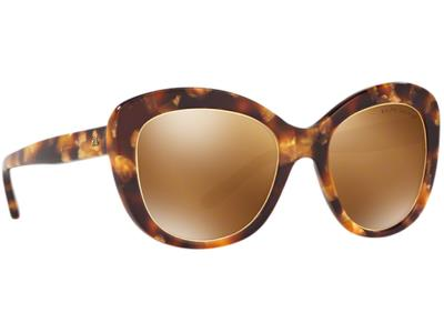 Γυαλιά ηλίου Ralph Lauren RL 8149 56156H Καφέ Ταρταρούγα Χρυσός Καθρέφτης  (56156 53257e6176a