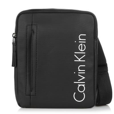 d08bd124df Τσαντάκι Χιαστί Calvin Klein Quad Stitch Flat Cro K50K503500