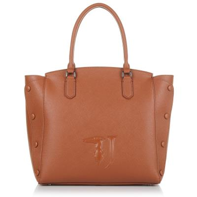 d842a04ad9 Tote Τσάντα Trussardi Jeans Melissa Shopping Bag Ecoleather Covered Studs  75B004