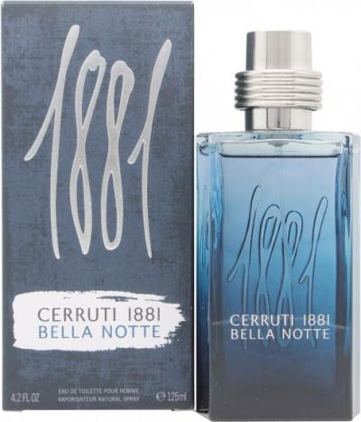 Cerruti 1881 Bella Notte EDT M 125 ml 3349867fc8f