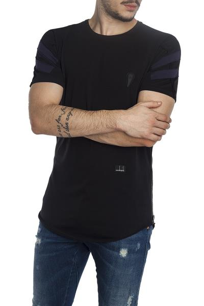 T – SHIRT COVER ORNG – 018297 – BLACK 2663f6694f9