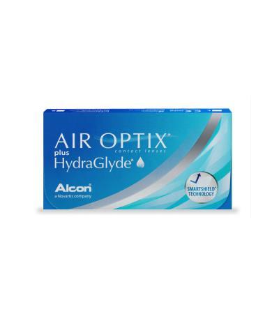 0f9061398d AIR OPTIX PLUS HYDRAGLYDE Μηνιαίοι φακοί επαφής 3 φακοί
