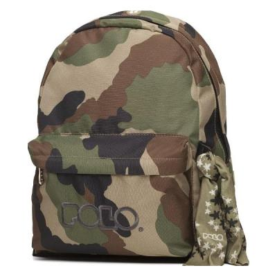 ffe1ef5e5c ΣΑΚΙΔΙΟ POLO BACKPACK+SCARF 9-01-135-42