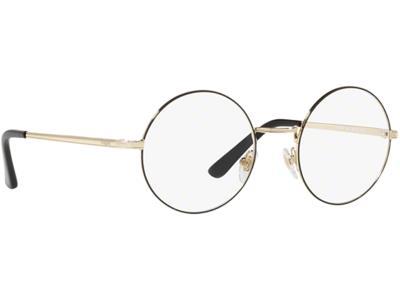 75a3cdcec6 Γυαλιά οράσεως Vogue VO 4086 848 Ανοιχτό Χρυσό Ματ Μαύρο (848)