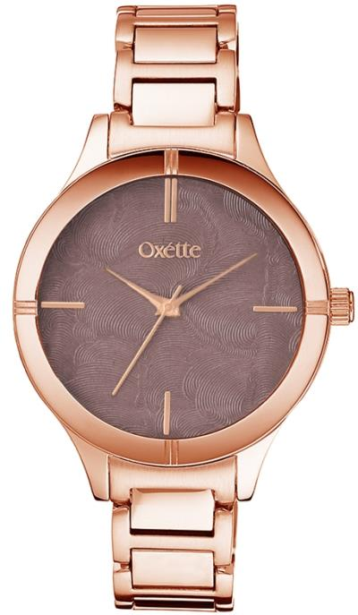 OXETTE Silky Rose Gold Stainless Steel Bracelet 11X05-00500 6118db8a519