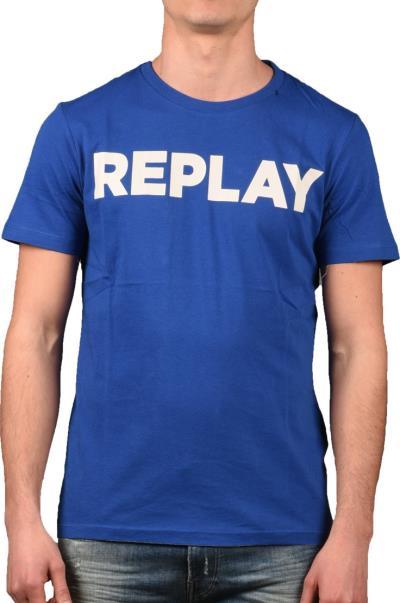 Replay Αντρική Μπλούζα M3594.000.2660.888 Μπλε 27666e1a29a