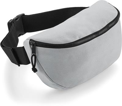 c00777ff04 Τσαντακι Μεσης Oversized Belt Bag Bag Base BG142 - Light Grey