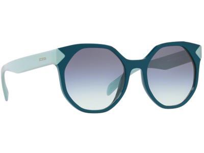 Γυαλιά ηλίου Prada SPR 11TS VIO 3C2 Πράσινο Μπλε Ντεγκραντέ (VIO 3C2)  Πολυκαρβον c2659445f36