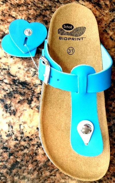 Dr Scholl Dr Scholl Boa Vista Kids Turquoise 1pair - Ανατομικές Παιδικές  Παντόφλ 1070ec0bf33
