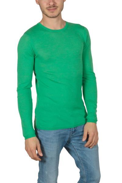 37ea65e820d0 Anerkjendt Nash πλεκτή μπλούζα πράσινη - 9217232-gn