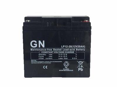 Επαναφορτιζόμενη μπαταρία μολύβδου VRLA GN 12V 20Ah 5b6e93b0891
