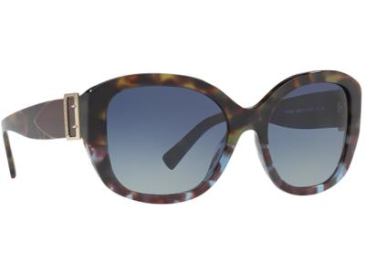 Γυαλιά ηλίου Burberry BE 4248 3636 4L The Buckle Collection Πράσινη Μπλε  Ταρταρο 1b4f252424a