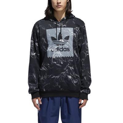 adidas Originals Marble Print Hoodie DH3922 - BLACK 6c6c688c0c6