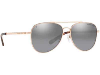 ab76bb8097 Γυαλιά ηλίου Michael Kors San Diego MK 1045 1108 82 Polarized Ροζ  Χρυσό Γκρι Ντε