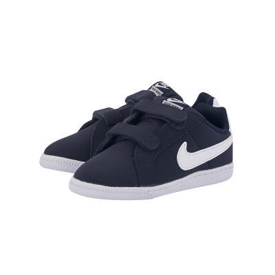 Nike - Nike Court Royale (TDV) Toddler 833537-400 - ΜΠΛΕ ΣΚΟΥΡΟ f76abcef719