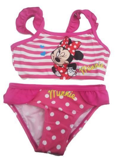 bd135dd6c1f Μαγιό παιδικό μπικίνι Minnie mouse Disney 621278