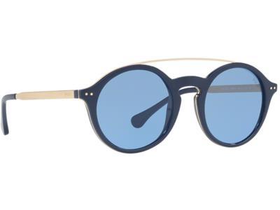 66de7654bb Γυαλιά ηλίου Polo Ralph Lauren PH 4122 559072 Γυαλιστερό Μπλε Χρυσό Ανοιχτό  Μπλε