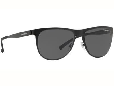 Γυαλιά ηλίου Arnette AN 3077 501 87 Ματ Μαύρο Γκρι (501 87) Πολυκαρβονικός  100% ef2591d0f0c