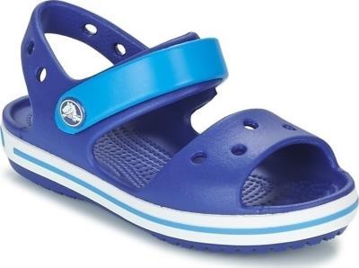 ed45f134917 Crocs, CROCS Crocband Sandal 12856 CERULEAN BLUE/OCEAN, Παιδικό CROCS Πέδιλο