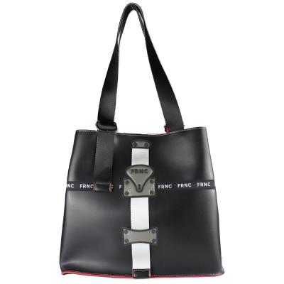 ddfac7745e Frnc Γυναικεία Τσάντα Ώμου 2054 BLACK