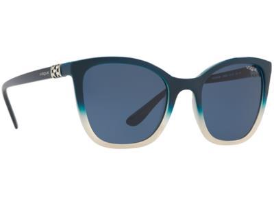 4d8e2255ab Γυαλιά ηλίου Vogue VO 5243SB 2668 80 Μπλε Λευκό Σκούρο Μπλε (2668 80)  Πολυκαρβον