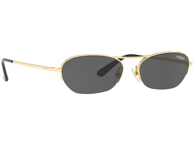 386621c7f3 Γυαλιά ηλίου Vogue VO 4107S 280 87 By Gigi Hadid Χρυσό Γκρι (280 87)  Πολυκαρβονι