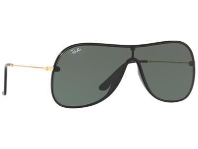 fea1aaa431 Γυαλιά ηλίου Ray-Ban Blaze RB 4311N 601 71 Μαύρο Γκρι Πράσινος (601 71)  Πολυκαρβ