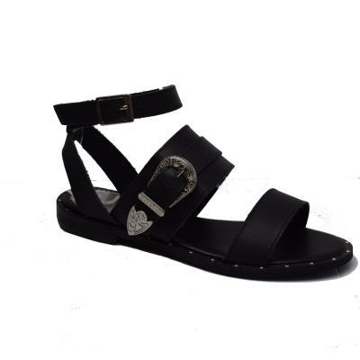 4a844f17a2d γυναικεία μαυρο σανδαλια πεδιλα - Totos.gr