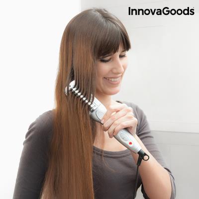 Ηλεκτρική Βούρτσα Ισιώματος Μαλλιών InnovaGoods 25W 5eacc693be3