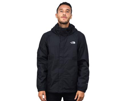 T92VD5KX7 THE NORTH FACE ΜΠΟΥΦΑΝ ΑΝΤΙΑΝΕΜΙΚΟ ΜΕ ΚΟΥΚΟΥΛΑ RESOLVE 2 - BLACK ca9be66e91d