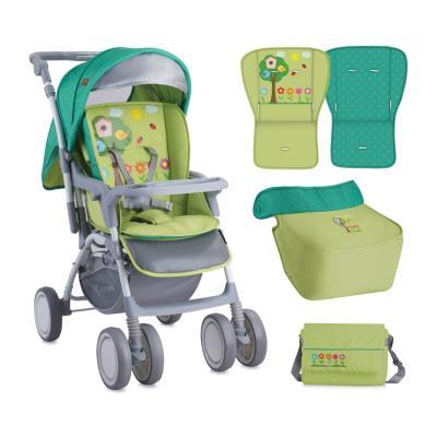 Καρότσι Combi με ποδόσακο και τσάντα αλλαξιέρα Green Garden Lorelli  10020081708 72cd4cfb035
