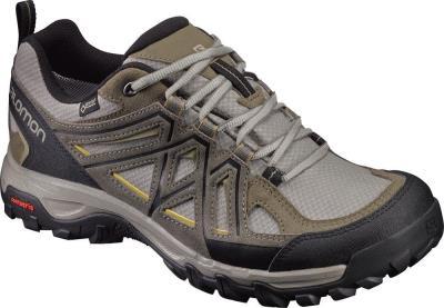 Αδιάβροχα ορειβατικά παπούτσια ανδρικά Salomon Evasion 2 GTX Gore-Tex  Vintage 39 471d20784b3