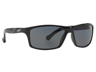 Γυαλιά ηλίου Arnette Boiler 4207 41 81 Polarized Γυαλιστερό Μαύρο Γκρι  (41 81) Π 2acee7a0fb9