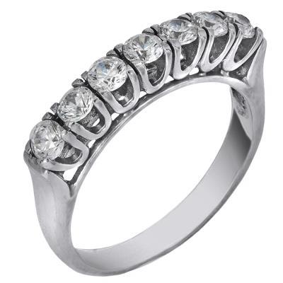 Λευκόχρυσο Δαχτυλίδι Κ14 000311 000311 Χρυσός 14 Καράτια afaa52391a4