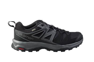 Ανδρικά Παπούτσια Salomon X Radiant Gortex Μαύρο Γκρι babb4ac216