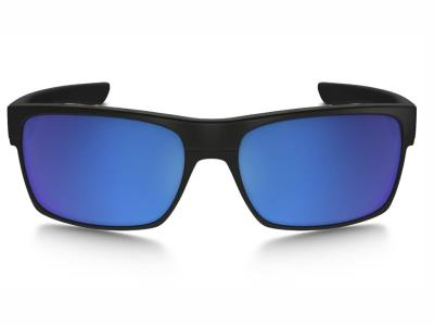 0f1443cd00 Γυαλιά ηλίου Oakley Two Face OO 9189 35 Polarized Ματ Mαύρο Μπλε Καθρέφτης  (9189