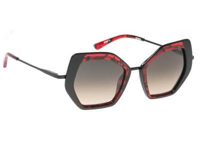 ce59a3205f Γυαλιά ηλίου Etnia Barcelona Sahara BKRD Μαύρο Κόκκινο Γκρι Ντεγκραντέ  (BKRD)
