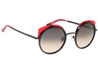 3200571bf9 Γυαλιά ηλίου Etnia Barcelona Spiga RDBK Μαύρο Κόκκινο Γκρι Ντεγκραντέ (RDBK)
