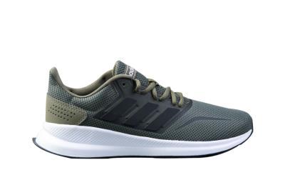 Ανδρικά Αθλητικά Παπούτσια Adidas Runfalcon Χακί 56da501517e