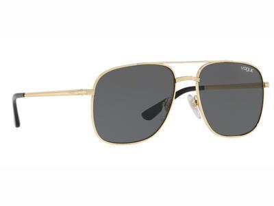 b53049e32c Γυαλιά ηλίου Vogue VO 4083S 280 87 By Gigi Hadid Χρυσό Γκρι (280 87)  Πολυκαρβονι