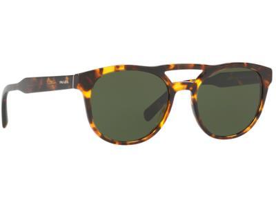 Γυαλιά ηλίου Prada SPR 13TS VAU 1I0 Καφέ Ταρταρούγα Πράσινος (VAU 1I0)  Πολυκαρβο 70a2fcf9c42