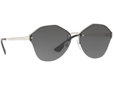 b31b30c25a Γυαλιά ηλίου Prada SPR 64TS 1BC 5S0 Ασημί Γκρι (1BC 5S0) Πολυκαρβονικός  100% UV