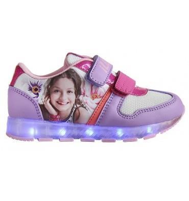 e9e3e7b65da Παπούτσια παιδικά Luna με φωτάκια 2300002581