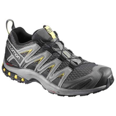 6add911bba5 Ορειβατικά παπούτσια ανδρικά Salomon Xa Pro 3D Magnet Monument 398505  Σκούρο Γκρ