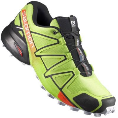 2b2a1150d82 Αθλητικά παπούτσια ανδρικά Salomon Speedcross 4 Lime Green 398420 Ανοιχτό  πράσιν