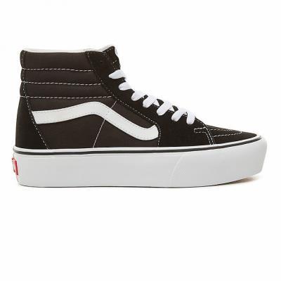 a7ed34c2a1 Vans Sk8-hi Platform 2 Shoes - Black True White