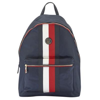 bc1e338e35 Tommy Hilfiger - Tommy Hilfiger Poppy Backpack Stp AW0AW06861-901 - μπλε  σκουρο